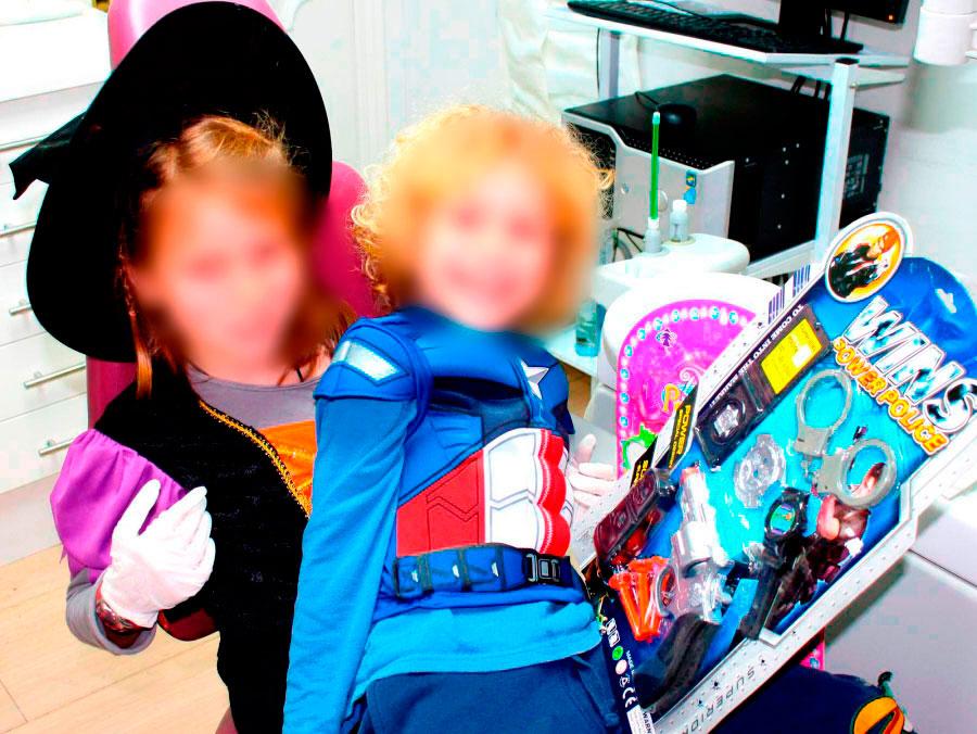 Carnaval en Dental Asensio. Ofrecemos algo más que tratamientos dentales.