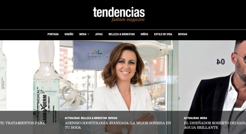 Asensio Odontología Avanzada en Tendencias Urban